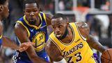 Los Angeles Lakers, Warriors'u devirdi