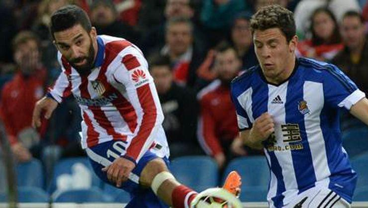 Atletico Madrid 2-0 Real Sociedad