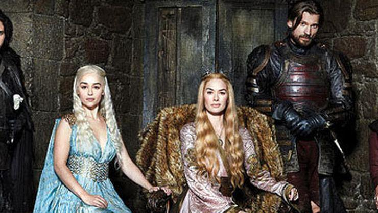 'Game of Thrones' Nisan'da dönüyor