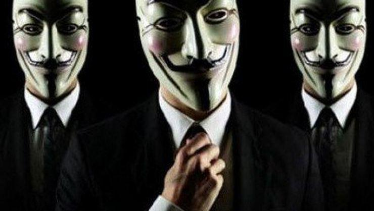 Anonymous'tan 'operasyon' var
