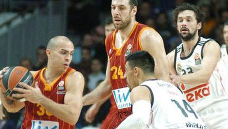 Galatasaray Real Madrid'i deviremedi