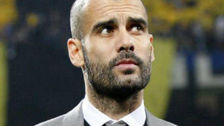 Guardiola, Emirates yolunda!