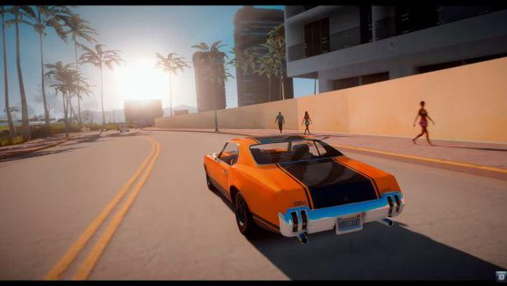 GTA: Vice City efsanesi GTA5'e geldi